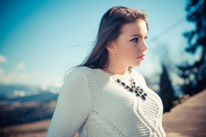Fotoshooting in Kärnten mit Bianca